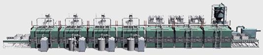 URC-400 40ton 7 Continuous Process