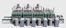 URC-1000 100ton 4 Continuous Process